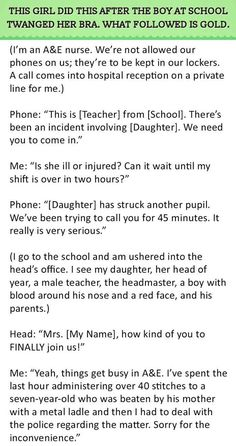 [PART 1 OF 3] Awesome story! THUMBS UP FOR FEMINISM!