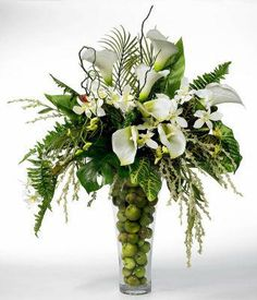 Orchid & Lily Arrangement