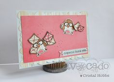 Cristal Hobbs created this super cute Special Delivery that uses the coordinating digital die cuts. Perfectly Perfect cuts every time. Check it out!