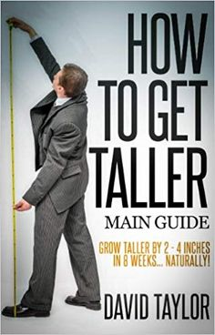 How to Get Taller: Grow Taller By 4 Inches In 8 Weeks, Even After Puberty! (Grow Taller Naturally) (Volume Source by pinoyathletics. How To Be Taller, How To Become Tall, How To Get Bigger, Increase Height Exercise, Tips To Increase Height, How To Increase Energy, Get Taller Exercises, Stretches To Grow Taller, Face Exercises