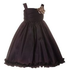 Little Girls Special Occasion BLACK TAFFETA Dress KIDS DREAM Flower Girl 2-12 (Apparel)  http://www.2hourday.com/amz/bestseller.php?p=B0017YXK5A  #bridesmaiddresses #cocktaildresses #eveningdresses #partydresses #maxidresses #formaldresses #flowergirldresses #plussizedresses #JessicaAlba #JessicaSimpson #AngelinaJolie