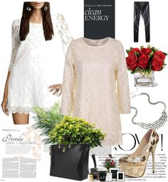 """""""36% off here"""" by rose-green ❤ liked on Polyvore"""