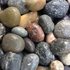 0.25 cu. ft. 1 in. - 2 in. Mixed Mexican Beach Polished Pebble