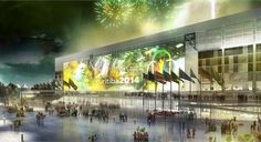 Arena da Baixada, Curitiba- This stadium holds a lot of historic value in the world of Brazilian soccer.