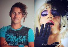 Maquillaje Drag Queen ******Drag Queen Make-up