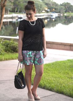 How to Wear... Faux Mixed Prints - Real Girl Glam