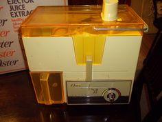 Vintage Oster Pulp Auto Ejector Juice Extractor Healthy 362 04 Fruit Veggie   eBay