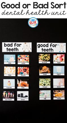 Kids Health Kids Dental Health Science Unit - Engage your students in hands-on science fun with this Kids Dental Health Science Unit! Perfect for Dental Health Month or any time of the year. Hygiene Lessons, Health Lessons, Health Tips, Health Benefits, Health Facts, Dental Health Month, Oral Health, Health 2020, Teeth Health