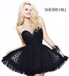 Foto 5 de 21 Vestidos Cortos 2012. Coleccion Primavera Verano Sherri Hill. | HISPABODAS