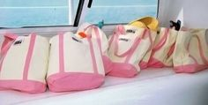 vacationsbyvip.com | VIP's free gift bags to all the guests of group weddings!  #destinationwedding!