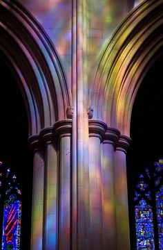 National Cathedral, Washington, DC, USA this is the most beautiful cathedral I have ever seen and it's huge ! Washington National Cathedral, Monuments, Photo Wall Collage, Place Of Worship, Beautiful Architecture, Screen Wallpaper, Stained Glass Windows, Aesthetic Wallpapers, Washington Dc