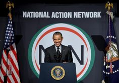 President Obama speaks at Al Sharpton's National Action Network conference - and man, did he speak! pic.twitter.com/DZI4zy8Bij