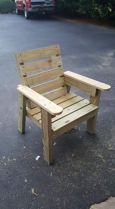 Furniture O Fallon Il Code: 9091863669 Adirondack Chair Plans, Outdoor Furniture Plans, Diy Pallet Furniture, Plywood Furniture, Modern Furniture, Furniture Design, Wood Patio Chairs, Rustic Outdoor Chairs, Garden Chairs
