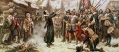 The first 'War on Christmas' was declared almost 400 years ago, courtesy of our Puritan forefathers