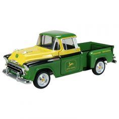 John Deere 1/25 Scale 1957 Chevy Truck - Mills Fleet Farm