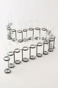 Serpentine Bottles Vase - anthropologie.com