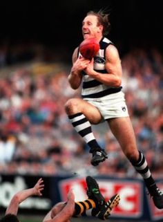 Gary Ablett (Geelong) Australian Rules Football