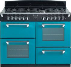 Stoves Add an exotic twist to your kitchen with the Richmond dual-fuel mode - The Independent