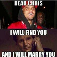 Dear, Chris Brown