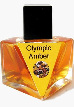Olympic Amber by Olympic Orchids Artisan Perfumes is a warm, spicy, woody Oriental fragrance that features labdanum, patchouli, incense, benzoin, vanilla, woody notes and resins. - Fragrantica