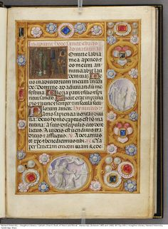 Catholic Church. Book of Hours and Missal :... — Houghton Library