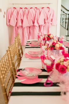 barbie party room