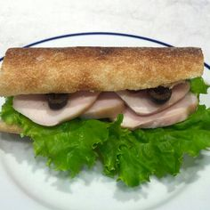 明太子クリームチーズとスモークチキンのカスクルート
