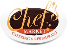 Chef's Market- Madison AWESOME! Everything's great! Basically an upscale meat and 3!