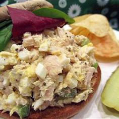 Tuna Egg Sandwich Allrecipes.com