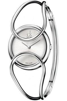 Calvin Klein K4C2M116 - Reloj para mujeres #fashion #moda #circulogpr #primavera #guapa #happy #love #iloveyou #smilling #style #fashioninspiration #beautiful #accesorios #reloj