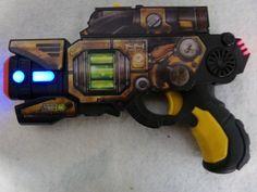 2010 WOWWEE LIGHT STRIKE 144 ASSAULT STRIKER LASER TAG GUN YELLOW PISTOL #WowWee #LightStrike #LaserTag #toys #eBay