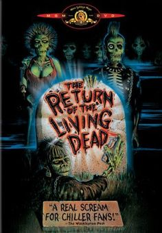 The Return of the Living Dead - Rotten Tomatoes
