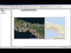 ArcGIS Basemap  Desktop Menu Tools