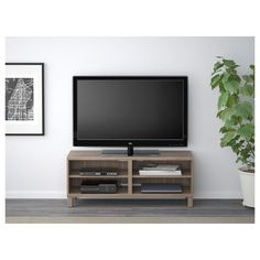 Mobile tv ikea lack misure  LACK TV unit, black | My Next Apartment | Pinterest | Tv units, Tv ...