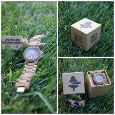 WeWood, eco-friendly watches from UK