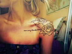 Loving The Placement | Ruth Tattoo Ideas