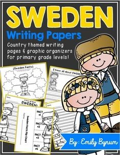 Sweden Writing Papers