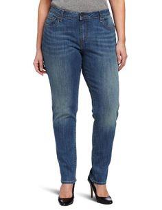 Levi's Women's Plus-Size Mid Rise Skinny Jean « Impulse Clothes