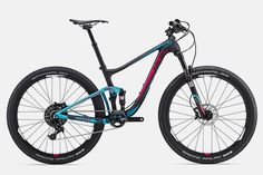 Liv Lust Advanced 1 http://www.bicycling.com/bikes-gear/previews/16-for-2016-the-best-new-mountain-bikes-of-2016/slide/2