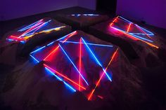 Neon installations by Laddie John Dill | the PhotoPhore