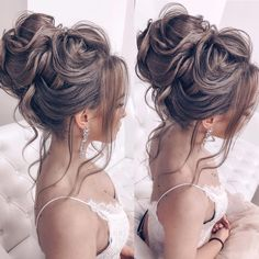We are here to help you out with these easy summer hairstyles that you can recreate yourself! These looks will instantly make you feel lighter and more relaxed during the summertime. Hairstyles Haircuts, Wedding Hairstyles, Cool Hairstyles, Easy Summer Hairstyles, Beachy Waves, Trendy Wedding, Wedding Ideas, Top Knot, Face And Body
