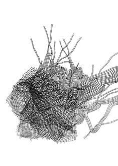Zeichnung 141 | Ulrike Wathling