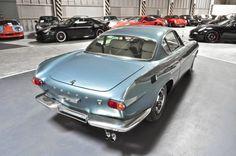Volvo P 1800 E top restauriert anschauen lohnt!