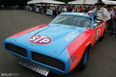 "1972 Dodge Charger ... ""The King"""