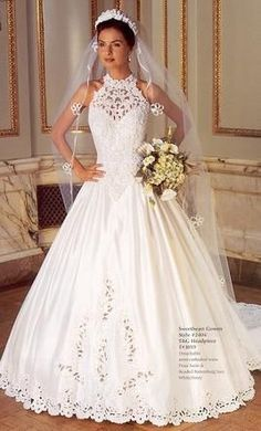 1997 wedding dresses