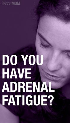 Get the skinny on adrenal fatigue and how to fix it.