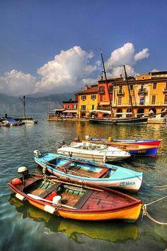 Lago di guarda - futur endroit à visiter :)