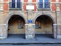 Lycée Théophile Gautier   Le Cinéma, cent ans de jeunesse 2013-2014. HOTEL DE ROHAN-GUEMENE:  Lycée professionnel Théophile Gautier: 49 rue de Charenton Paris 12 et , 6 bis place des Vosges.