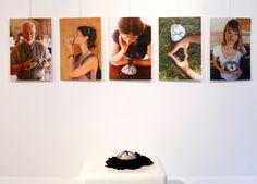 Şirin Koçak Solo Exhibition / Iş Art Izmir Gallery / Turkey