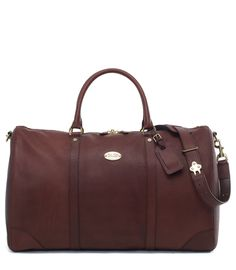 Brooks Bros football duffle